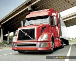 Volvo VNL 780 никогда не подведет в дороге