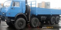 КамАЗ 63501 является уникальной разработкой завода
