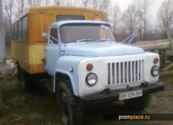 ГАЗ 5312 продолжил серию среднетоннажников ГАЗ 52/53