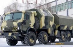 КамАЗ 53501 — большегрузный автомобиль для гражданских и армейских нужд