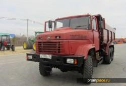 КРАЗ 65032 — незаменимый помощник для тяжелых работ
