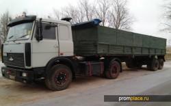 Водители хвалят МАЗ 437040, как отличный развозной грузовик