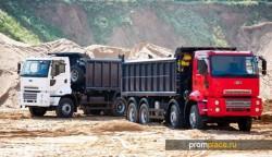 Грузовые автомобили Ford Cargo — уникальное сочетание рабочих характеристик, надежности и комфорта.