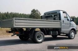 По отзывам владельцев — ГАЗ 3302 загадочного русского производства