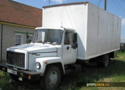 Популярность ГАЗ 3309 не падает с годами