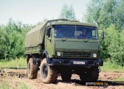 Обзор автомобиля-шасси КамАЗ 43502