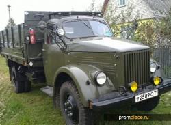 Знаменитый ГАЗ 51 продержался на конвейере 30 лет