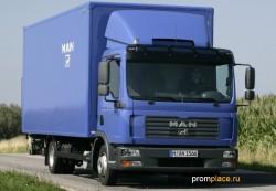 MAN TGL — универсальные грузовики для городских и региональных перевозок