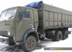КамАЗ 5320 — первое поколение тягачей Камского Автомобильного Завода