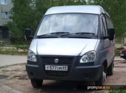 ГАЗ 2705 — малый бизнес оценит