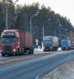 Льготный тариф системы «Платон» для большегрузов сохранится после 1 марта