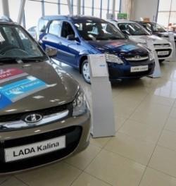 Господдержка помогла реализовать 600 тысяч автомобилей в 2015 году