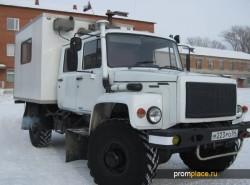 ГАЗ 33081 САДКО — потомок легендарного армейца